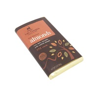 Lake Champlain Chocolates Dark Chocolate Almonds Bar