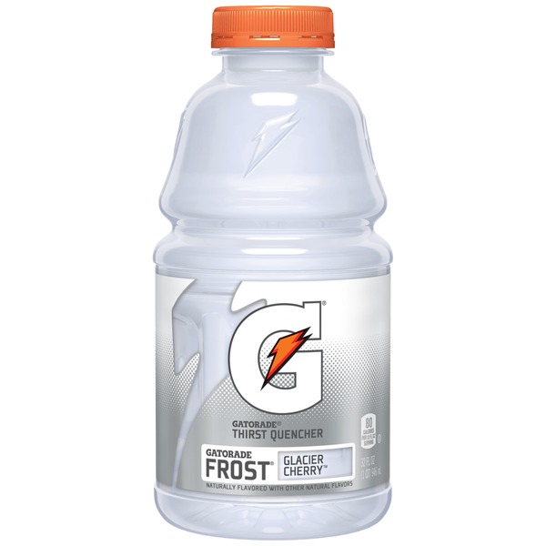 Gatorade Thirst Quencher Gatorade Frost Glacier Cherry Sports Drink
