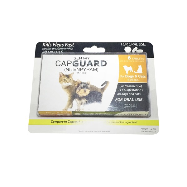 Pet Safe Snt 6 Ea 2 25 Lbs Cpgrd Cat