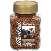 Caf? Buendia! Instant Coffee, Classic Freeze Dried, 3.52 Oz, 3 Ct