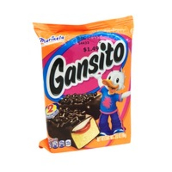 Marinela Gansito Snack Cakes