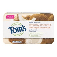 Tom's of Maine Natural Beauty Bar Creamy Coconut