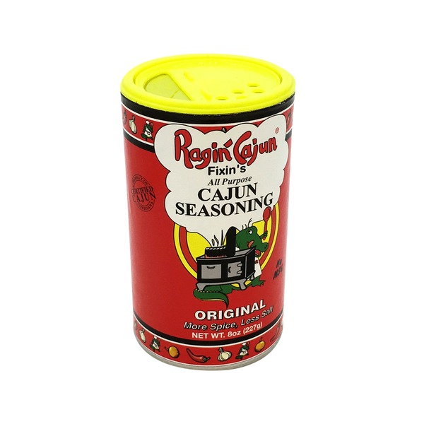 Ragin Cajun Seasoning, Famous Cajun, Original, All Purpose