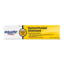 Equate Hemorrhoidal Ointment, 2 Oz