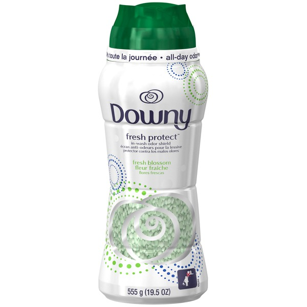 Downy Fresh Protect Downy Fresh Protect Fresh Blossom In-Wash Odor Defense 19.5 OZ Fabric Enhancers