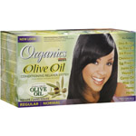Africa's Best Organics Olive Oil Conditioning Regular/Normal Relaxer System