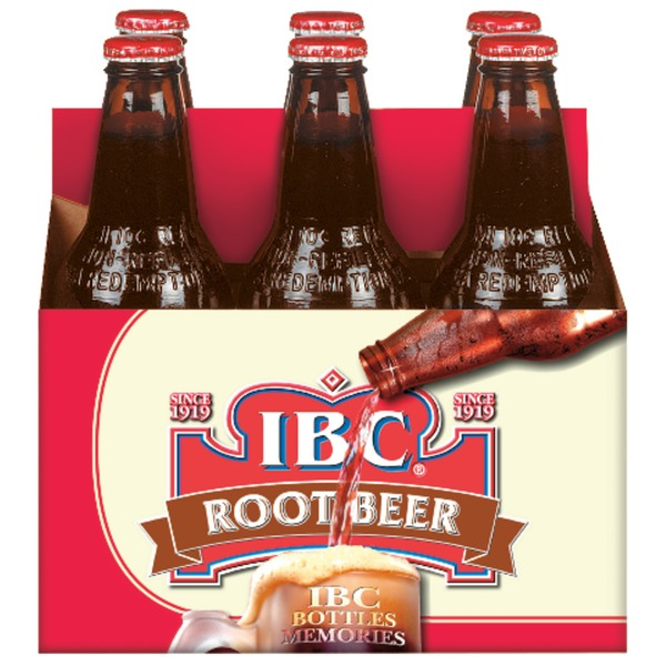 IBC 12 Oz Root Beer