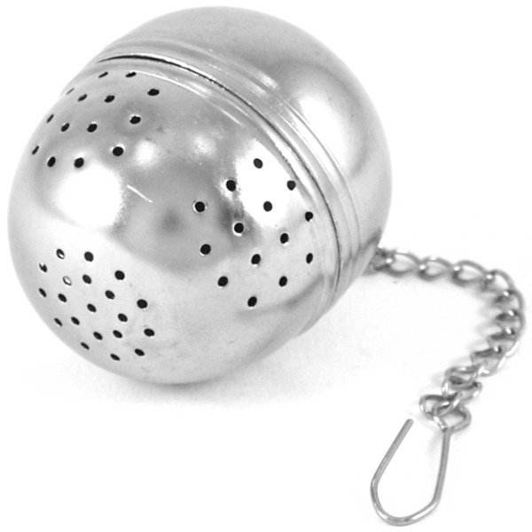 Harold Import Co. Stainless Steel Loose Leaf Tea Ball Infuser