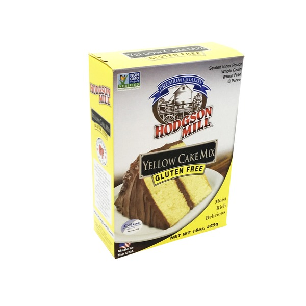 Hodgson Mill Gluten Free Yellow Cake Mix