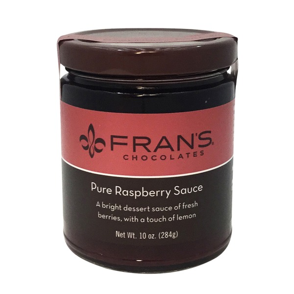 Fran's Chocolates Pure Raspberry Sauce