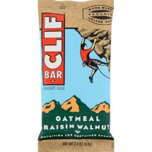 CLIF Bar® Oatmeal Raisin Walnut Energy Bar 2.4 oz. Wrapper