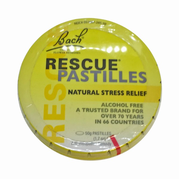 Bach Rescue Pastilles Natural Stress Relief