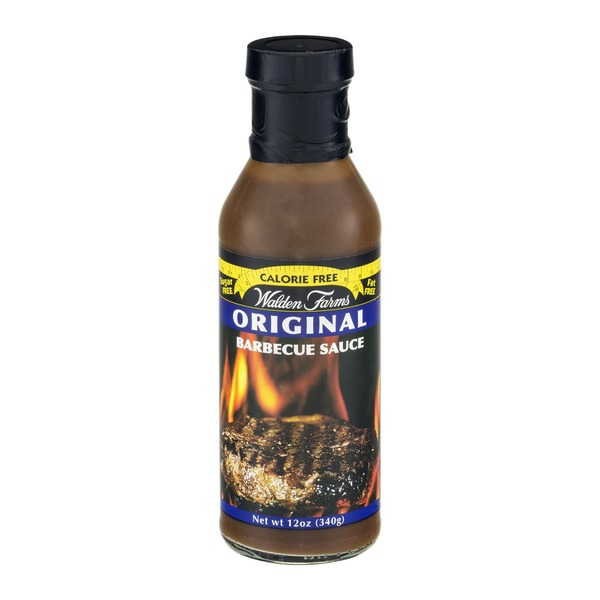 Walden Farms Calorie Free Barbecue Sauce Original