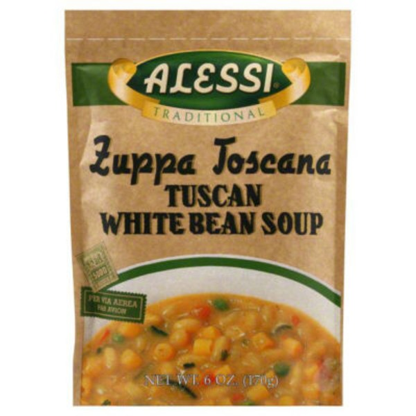 Alessi Traditional Zuppa Toscana Tuscan White Bean Soup