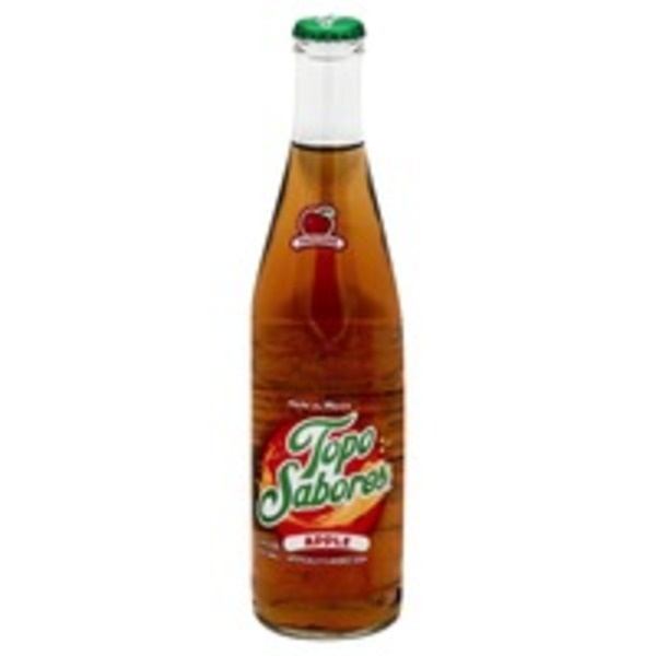 Topo Chico Apple Soda