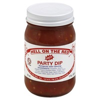 Hell On The Red Party Dip, Hot