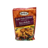 Grace & I Fritter Mix, Salt Fish Flavoured