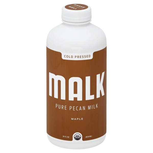 Malk Pure Pecan Maple Milk