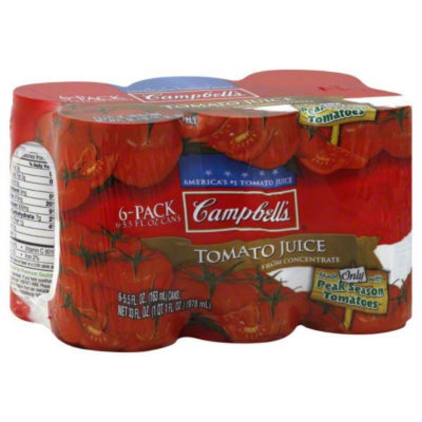 Campbell's Tomato 100% Juice