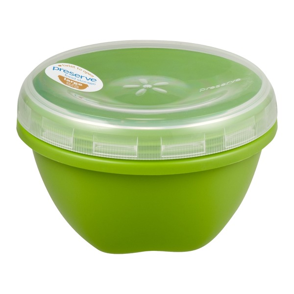 Preserve Food Storage Large Green