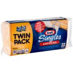 Kraft Singles American Cheese Slices, 32 ct