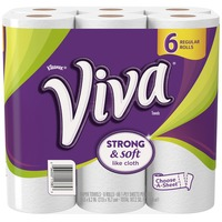 Viva Choose-A-Sheet Regular Roll Paper Towels