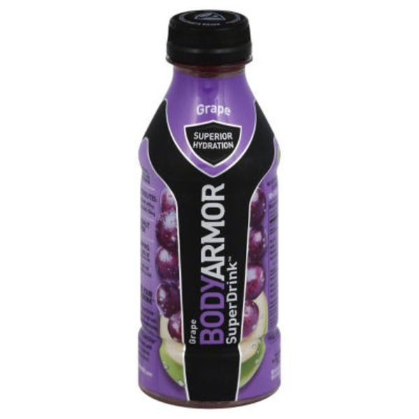 Body Armor Grape