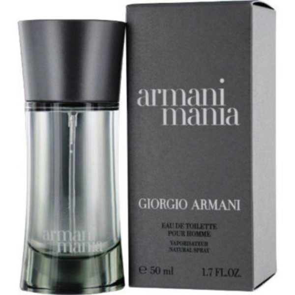 Giorgio Armani Armani Mania Eau De Toilette Spray For Men