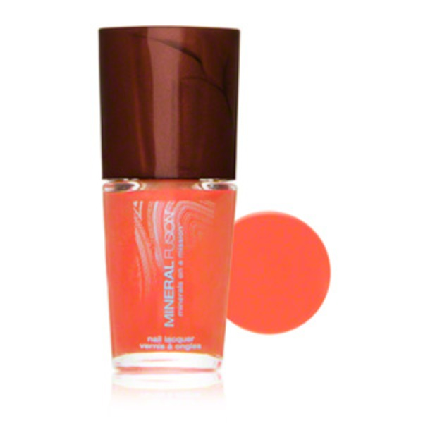 Mineral Fusion Sun Kissed Nail Lacquer