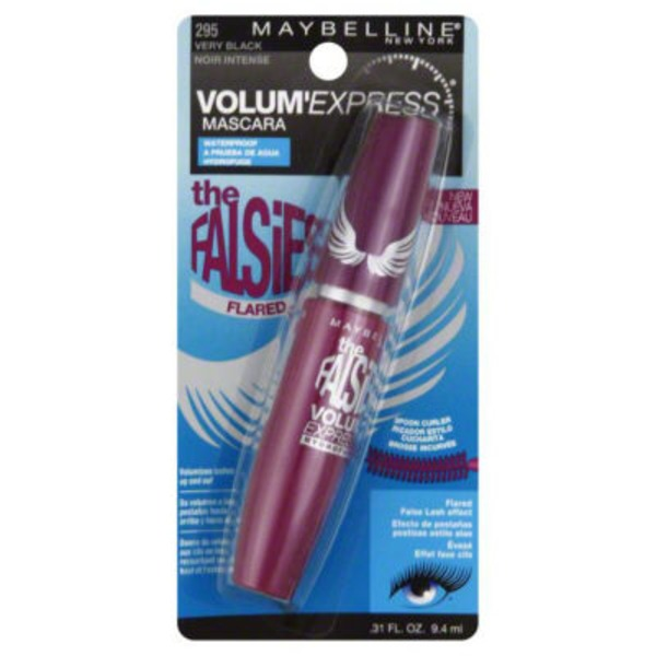Volum' Express® The Falsies™ Flared Very Black Waterproof Mascara