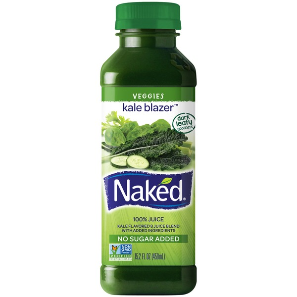 Naked Juice Kale Blazer Chilled Juice