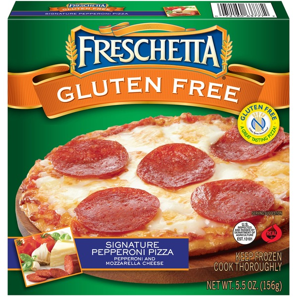 Freschetta Gluten Free Signature Pepperoni Pizza