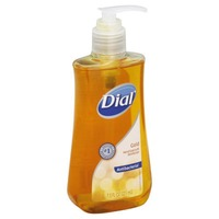 Dial Liquid Hand Soap Antibacterial Gold with Moisturizer Hand Soap