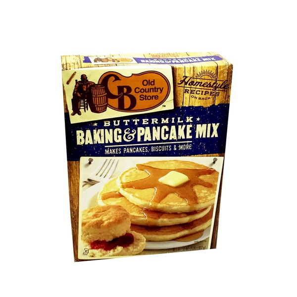 Cracker Barrel Old Country Store Buttermilk Baking & Pancake Mix