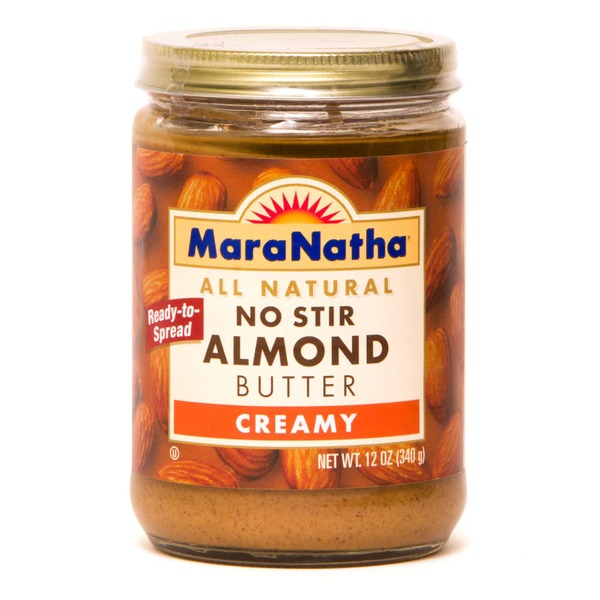 Maranatha All Natural No Stir Creamy Almond Butter