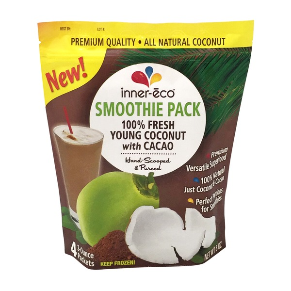 Inner Eco Coconut Cocoa Smoothie