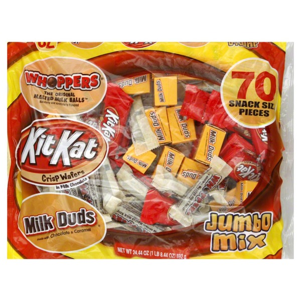 The Hershey Company Snack Size Assorted Candy