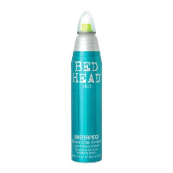 Tigi Bed Head Hairspray, Massive Shine, Masterpiece