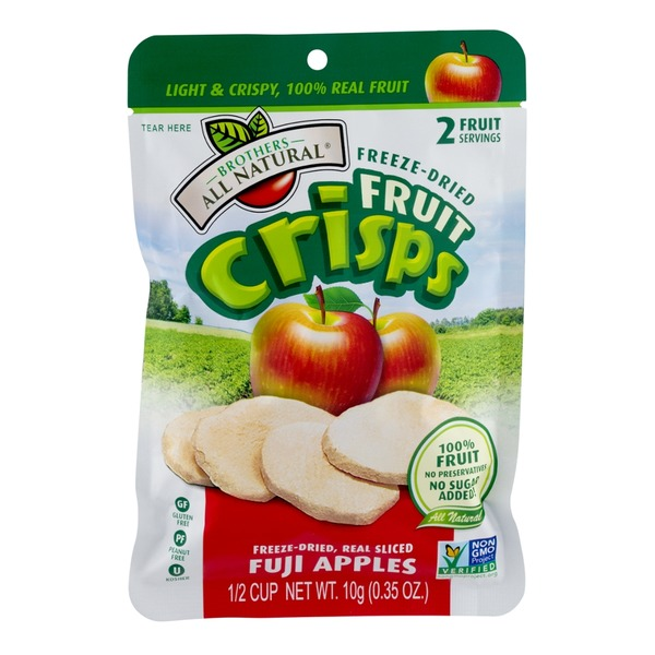 Brothers-All-Natural Brothers All Natural Crisps Fuji Apple