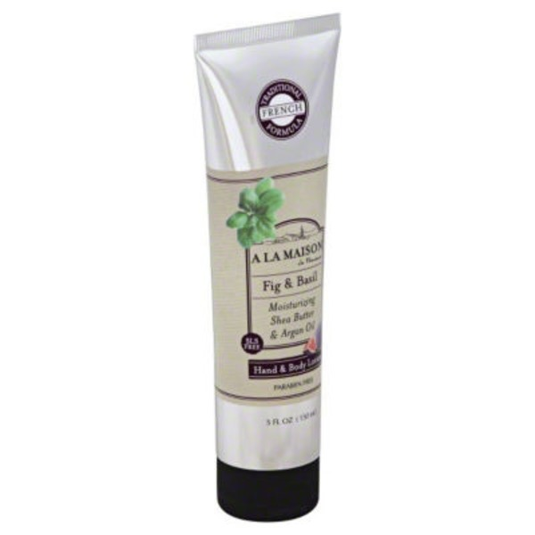 A La Maison Fig And Basil Hand/Body Lotion