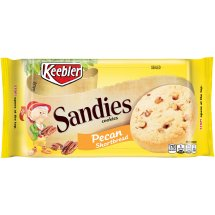 Keeler Sandies Shortbread Cookies, Pecan, 11.3 Oz
