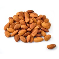 Dry Roasted Unsalted Almonds, Bulk
