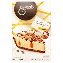 Edwards Turtle Pie 5.4 oz. Box