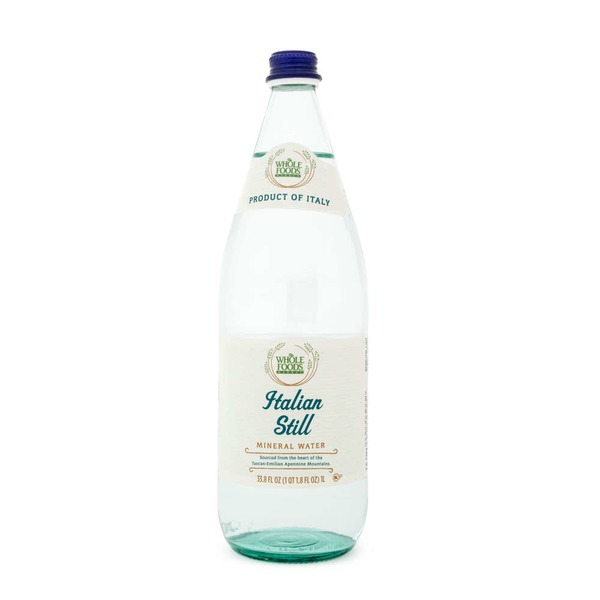 Whole Foods Market Italian Still Mineral Water