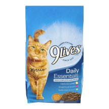 9Lives Daily Essentials Dry Cat Food, 3.15-Pound