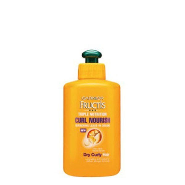 Fructis® Curl Nourish for Dry Curly Hair Triple Nutrition Leave-in Conditioner