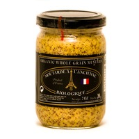 Delouis Fils Organic Whole Grain Mustard