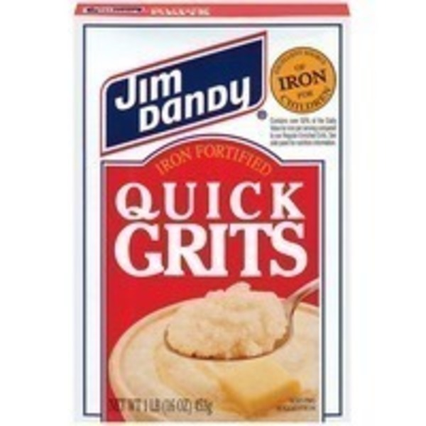 Jim Dandy Quick Grits