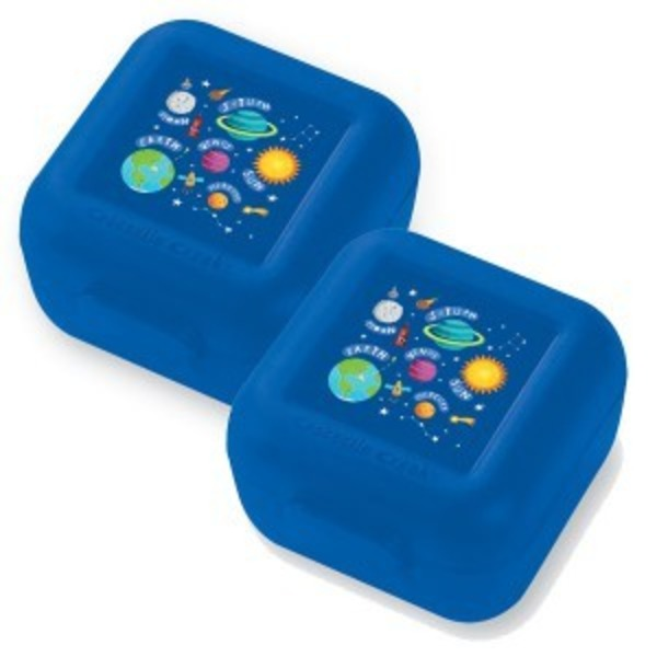 Crocodile Creek Snack Keeper Set - Solar System