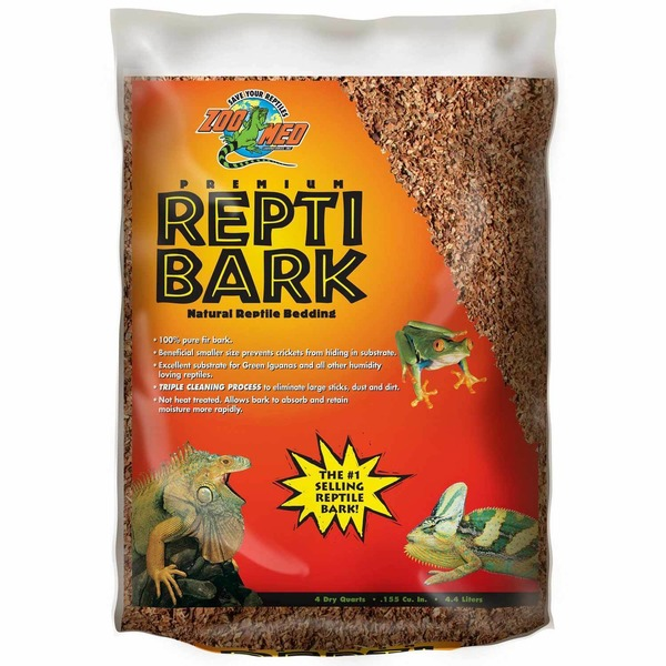 Zoo Med Premium Repti Bark Natural Reptile Bedding